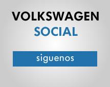 Volkswagen Social - Siguenos