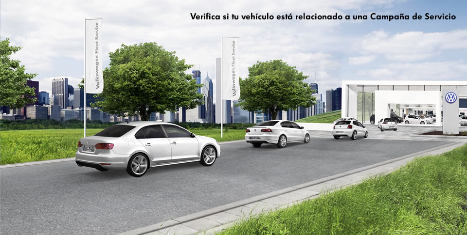 Verifica si tu vehículo esta asociado a una Campaña de Servicio