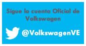 Sigue la cuenta Oficial de Volkswagen